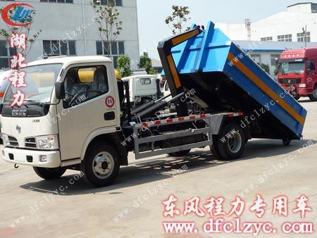 小霸王拉臂垃圾车