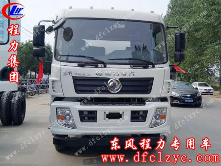 湖北程力东风145洒水车已完工准备发往江苏徐州
