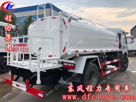湖北程力集团东风多利卡洒水车