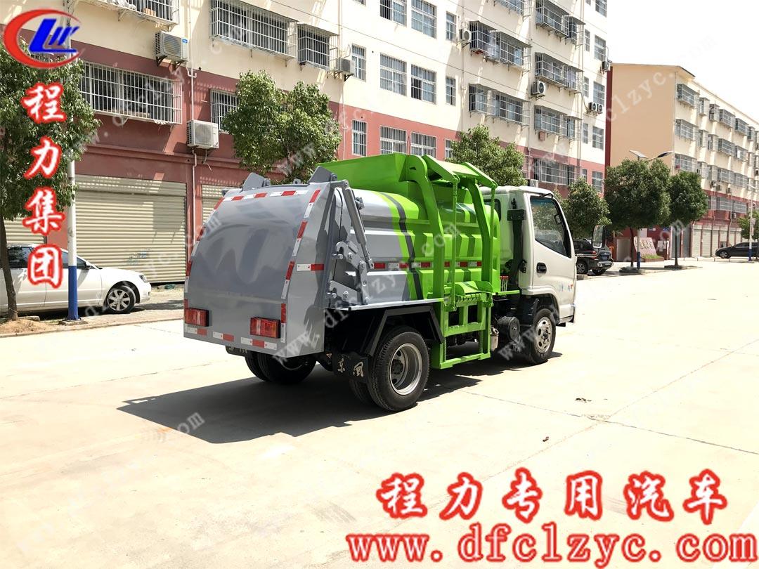 蓝牌餐厨垃圾车能装几吨