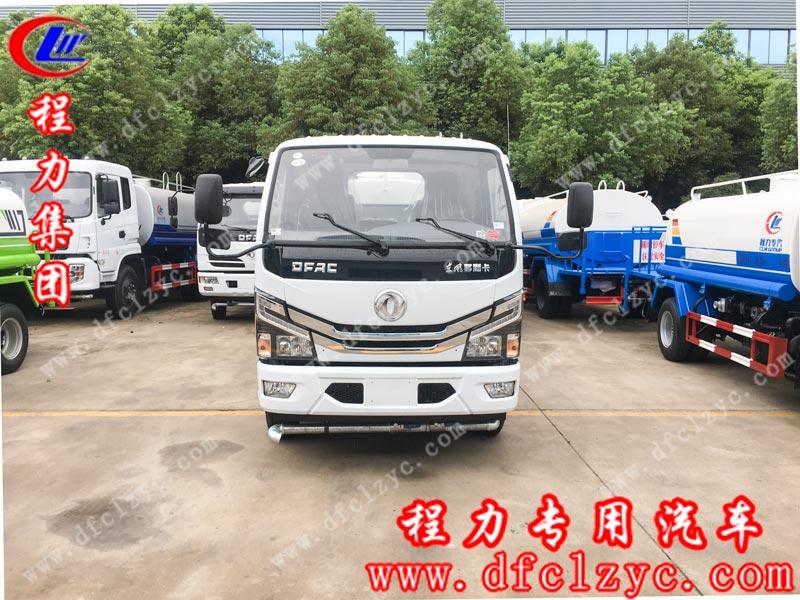 程力专用汽车股份有限公司生产的5方国六东风小多利卡洒水车