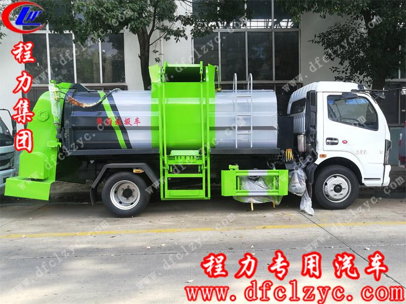 湖北程力专用汽车有限公司国六东风大多利卡餐厨垃圾车