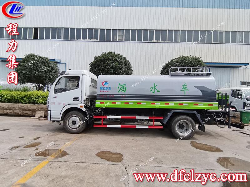 (國六)東風專底10方綠化灑水車