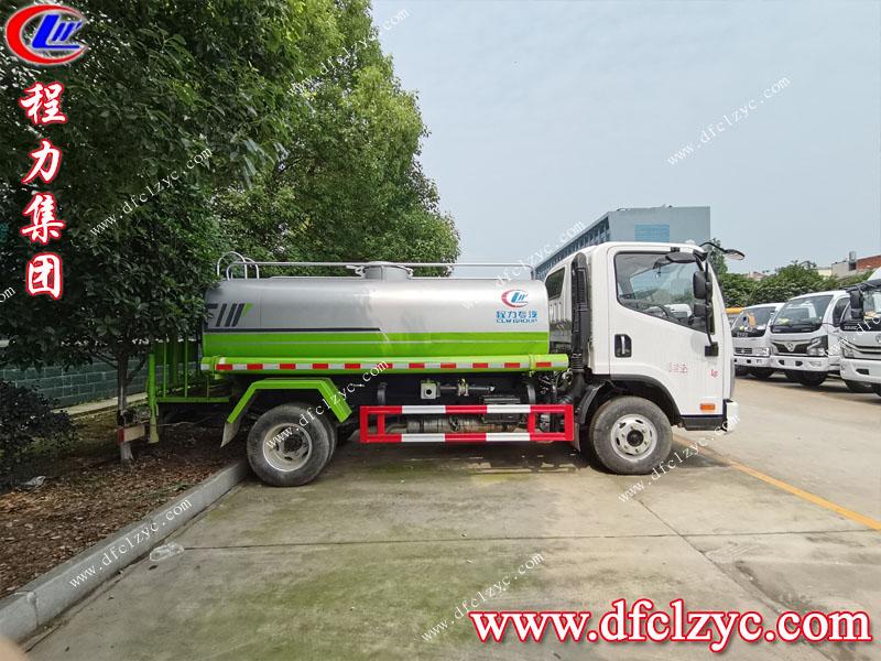 (國六)東風小多利卡5方綠化灑水車