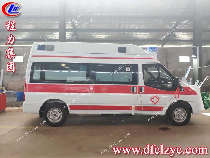 (國六)江鈴福特v348醫療救護車