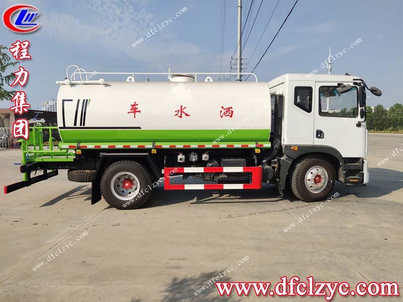 (國六)東風多利卡D9—12方灑(sa)水車
