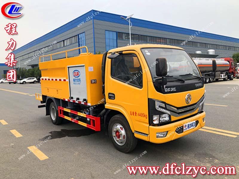 (國六)東風小多利卡高壓清洗車(藍牌)