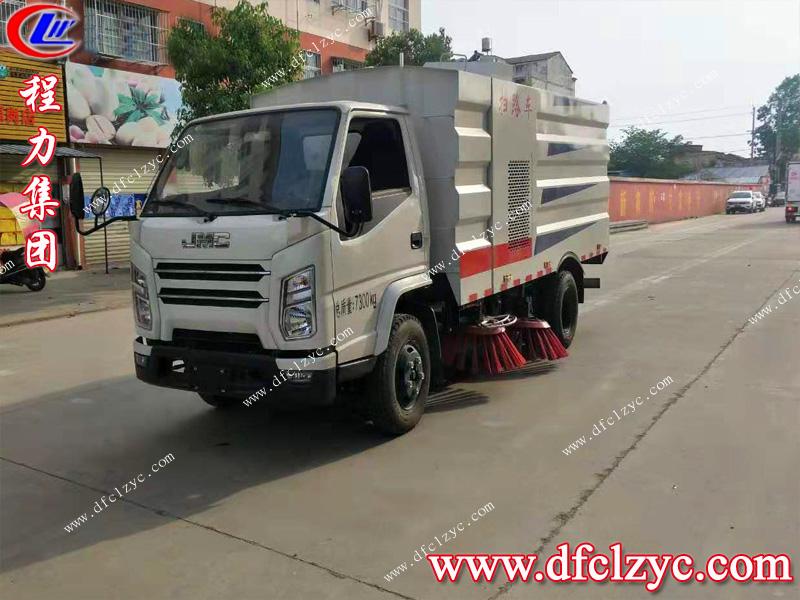 (國六)江鈴掃路車