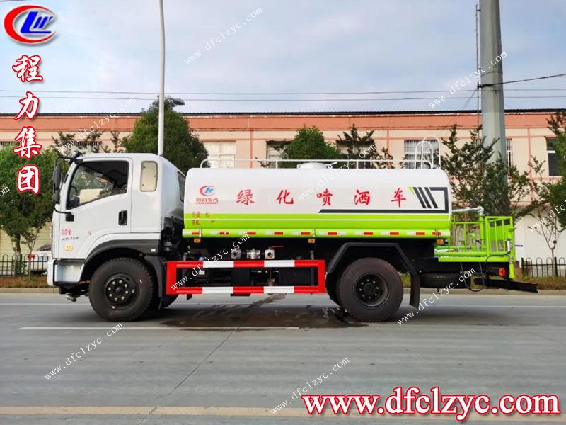 (國六)東風專底12方綠(lv)化(hua)噴灑(sa)車